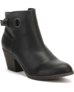 Womens Black Dove Sacoma Boots