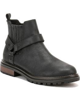 Womens Black Lewis Loki Boots