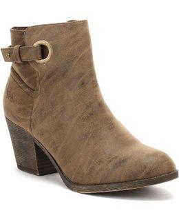 Womens Brown Heirloom Sacoma Boots