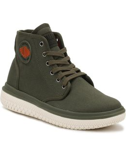 Mens Forest Night Grey Crushion Cvs Boots