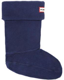 Original Short Navy Welly Socks