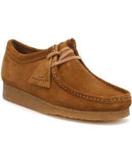 Originals Mens Cola Wallabee Suede Shoes