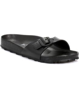 Womens Black Madrid Eva Sandals