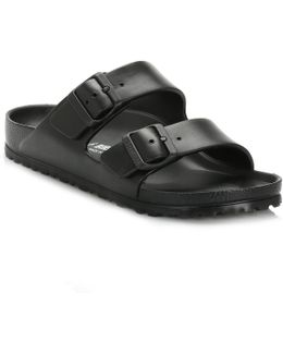 Womens Black Arizona Eva Sandals