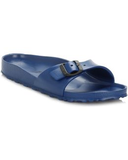 Womens Navy Madrid Eva Sandals