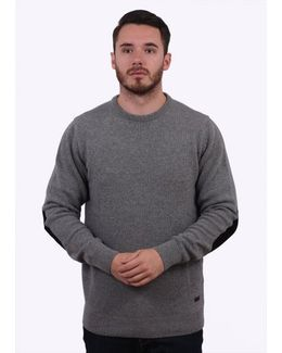 Crew Patch Sweater