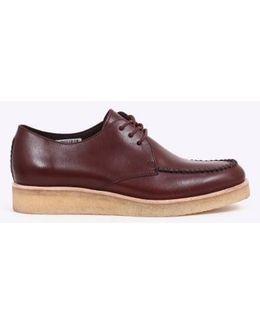 Burcott Field Leather