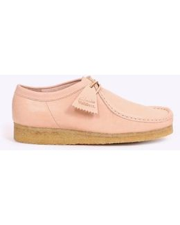 Wallabee Natural Leather