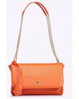 Balmoral Bag With Flap