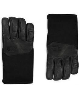 Leather Il Solo Glove