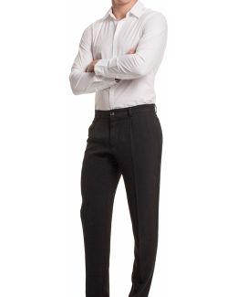 Evan Pleated Trouser