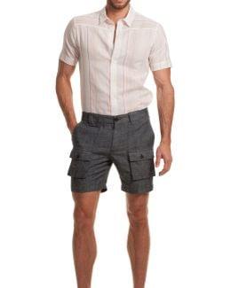 Ventura Chambray Shorts
