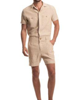 Keller 2 Short Jumpsuit