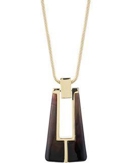 Mulholland Mod Pendant Necklace