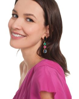 Hollywood Hills Linear Earrings