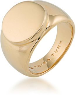 Bold Signet Ring