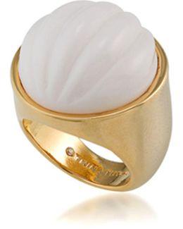 Palm Springs Beveled Ring