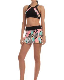 Pop Camo Skirt