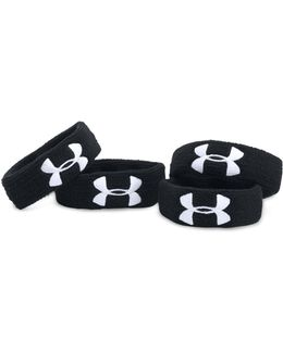 "Ua 1"" Performance Wristband 4-pack"
