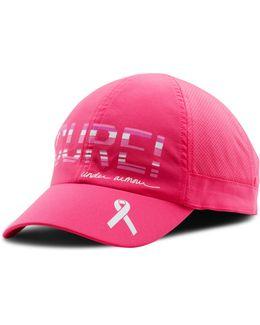 Women's Ua Power In Pink® Flyfast Cap
