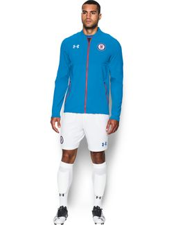 Men's Cruz Azul 16/17 Stadium Jacket