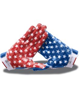 Men's Ua F5 Graphic Football Gloves