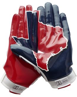 Men's Ua Swarm Ii Pipeline State Pack Football Gloves
