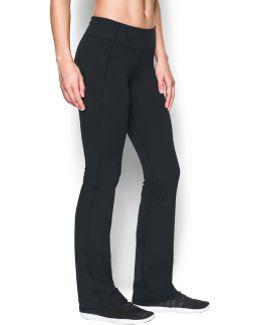 Women's Ua Mirror Boot Cut Pant