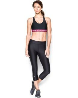 Women's Ua Power In Pink® Armour® Mid
