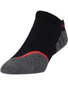 Men's Ua All Season Wool No Show Tab Socks