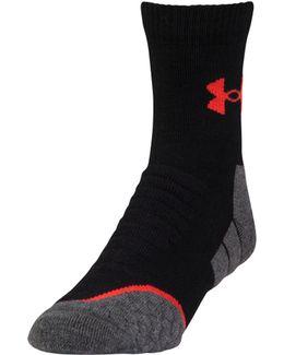 Men's Ua All Season Wool Mid Crew Socks