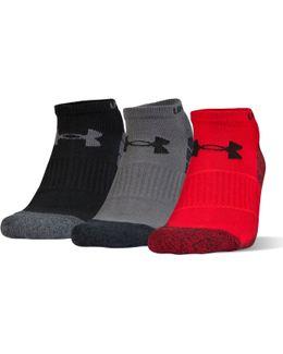 Men's Ua Performance No Show Socks – 3-pack