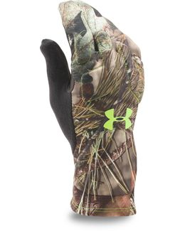 Men's Ua Scent Control 2 Hunting Gloves