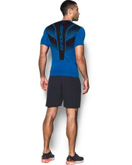 Men's Heatgear® Supervent Armour Short Sleeve Compression T-shirt