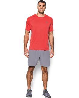 Men's Ua Threadborne Siro Embossed T-shirt