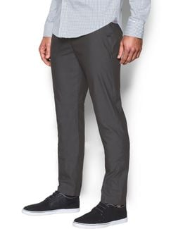 Men's Ua Performance Textured Tapered Chino