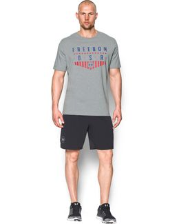 Men's Ua Freedom Americana T-shirt