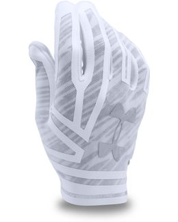 Men's Ua Spotlight Pro Football Gloves