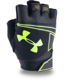 Men's Ua Coolswitch Flux Training Gloves