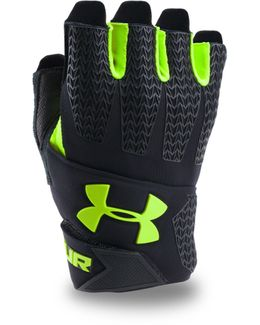 Men's Ua Clutchfit® Resistor Training Gloves