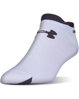Men's Ua Run Fast Double Tab Sock