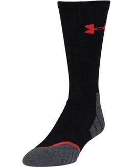 Men's Ua All Season Wool Boot Socks