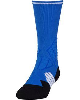 Men's Ua Highlight Football Crew Socks
