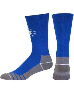 Men's Ua Hitch Lite Freedom Boot Socks
