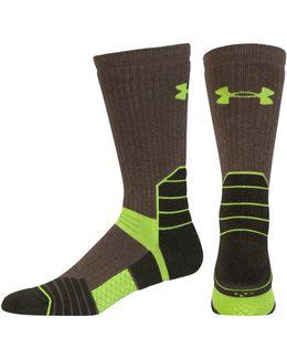 Men's Ua Scent Control Boot Socks