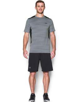 Men's Ua Raid Jacquard T-shirt