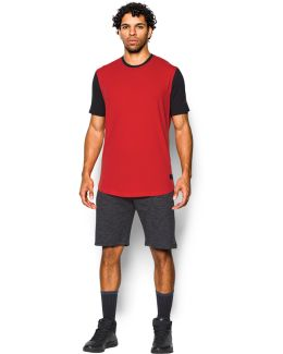 Men's Ua Baseline Long Line T-shirt