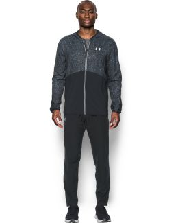 Men's Ua Run True Printed Jacket