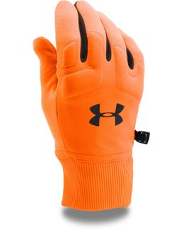 Men's Ua Scent Control Armour® Fleece 2.0 Gloves
