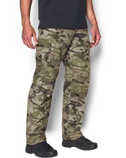 Men's Ua Storm Tactical Camo Patrol Pants